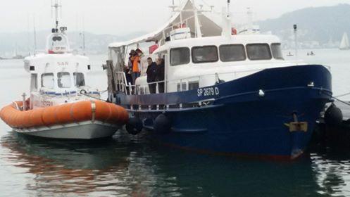 Life On The Sea con i SICS K38 ITALIA