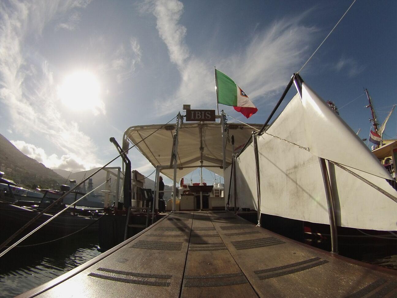 Trasferimento IBIS – Ormeggio Porto Mirabello
